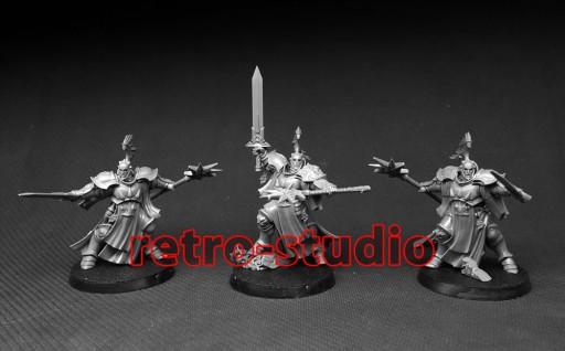 Stormcast Eternals Evocators (3 modele)