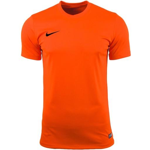 Koszulka sportowa NIKE PARK 725891-815 - S 8316379155 Odzież Męska T-shirty LP KREDLP-5