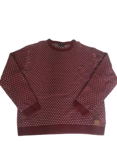 BONPRIX sweter męski RAINBOW r 60/62(XXL) 9955248275 Odzież Męska Swetry OV VYMFOV-7
