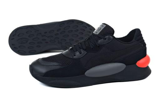 Puma RS 9,8 – Czarne buty sportowe