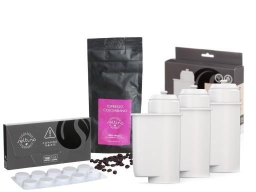 3x Seltino PRIMO фильтр кофемашину Siemens EQ6 EQ6 купить с доставкой из Польши с Allegro на FastBox 7409871965