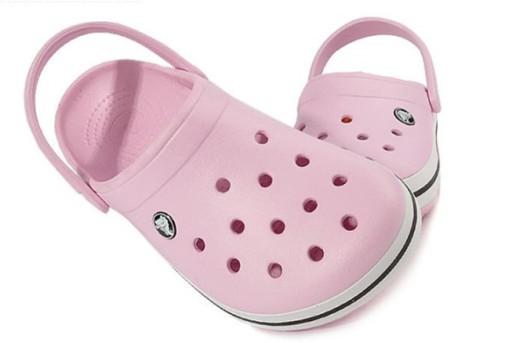 Crocs Klapki sandały buty dziury rÓżowy 10710215056 Obuwie Męskie Męskie FE GDIEFE-7
