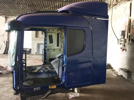 CABIN Scania