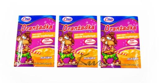 Oranzada W Proszku Musujaca Owoce Tropikalne 40szt 8947615955 Allegro Pl