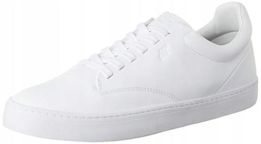 Boxfresh Esb buty sportowe skórzane białe roz 45 8578730030