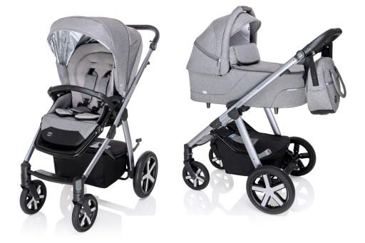 Wozek Dzieciecy Baby Design Husky Lupo 3w1 Fotel 6749732434 Allegro Pl