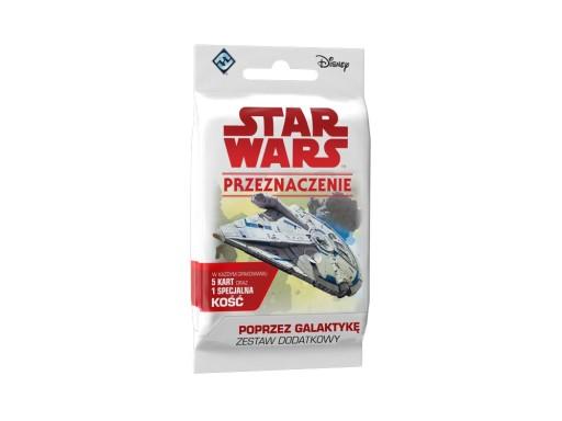Star Wars Przeznaczenie Booster Poprzez Galaktykę