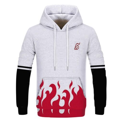ieszeniami z kapturem trend w modzie Sweter męski 9813461188 Odzież Męska Swetry JI FPBVJI-7