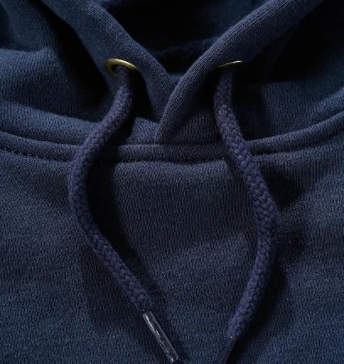 Bluza Amerykańska Carhartt Midweight Logo Navy 10570349367 Bluzy Męskie Bluzy IX MWKAIX-9