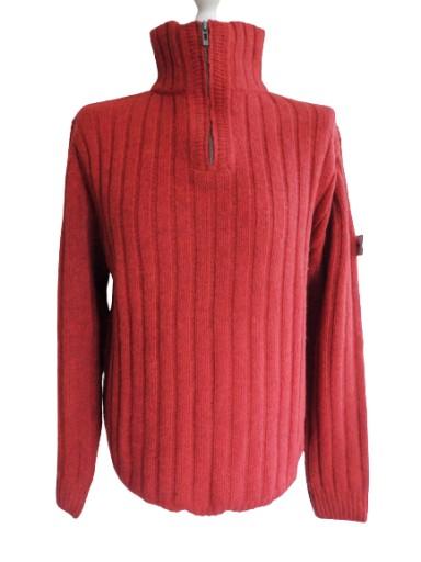 WATSONs MĘSKI SWETER 80% WEŁNA R. 48/50 10775073896 Odzież Męska Swetry TX JVYYTX-1