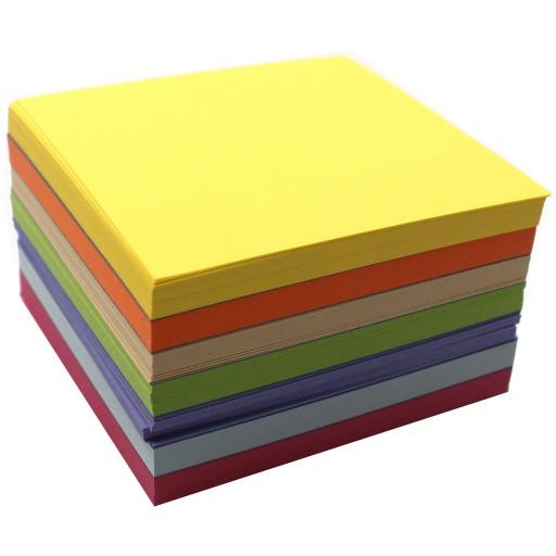 Notes karteczki kostka papierowa kolorowa 85x85x50