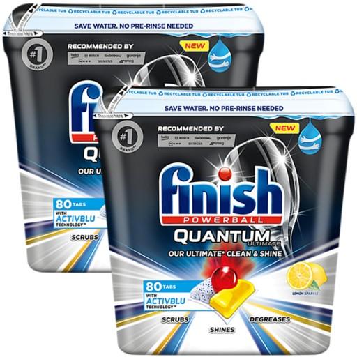 Finish Quantum Ultimate Tabletki do Zmywarki XXL