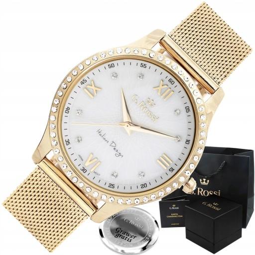 Zegarek damski G. Rossi GELLA zegarki +BOX