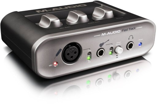 Avid M-AUDIO FAST TRACK INTERFEJS AUDIO USB
