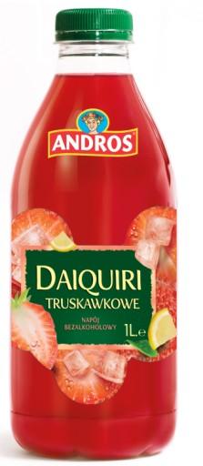 Napój Daiquiri Truskawkowe 1l ANDROS