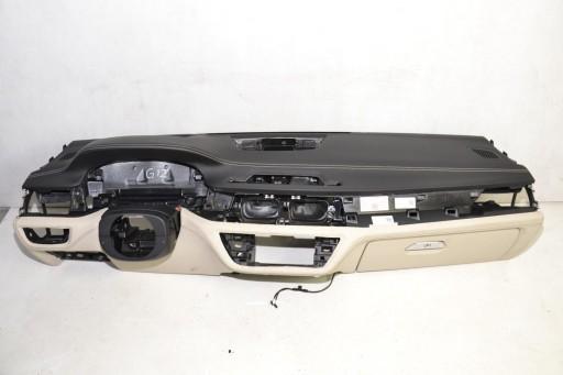 BMW G11 G12 deska konsola kokpit head Up