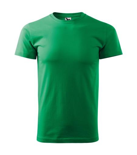 Koszulka XS zieleńtrawy baw HEVYNEWF37malfiniADLER
