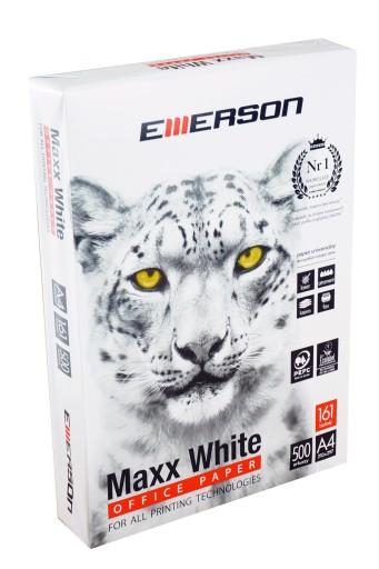 Papier ksero biały do drukarki A4 80g ryza 500ark.