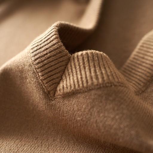 Sweter z okrągłym dekoltem męski sweter z okrągłym 10709683542 Odzież Męska Swetry UG GCSEUG-6