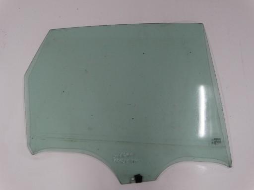 DOOR GLASS RENAULT SCENIC II RIGHT REAR 43R-001583