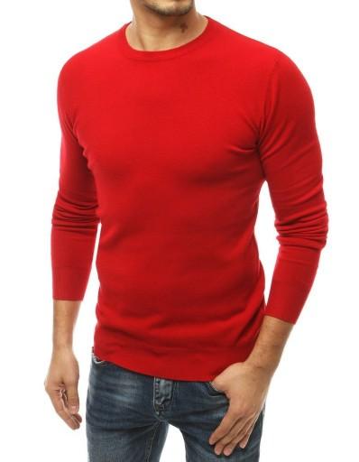 SWETER MĘSKI WKŁADANY PRZEZ GŁOWĘ wx1506 - XL 9935462808 Odzież Męska Swetry QV SZFQQV-8
