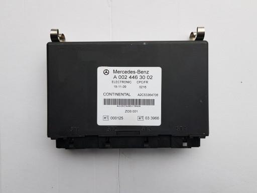 CONTROLLER CPC/FR MERCEDES ACTROS 0024463002
