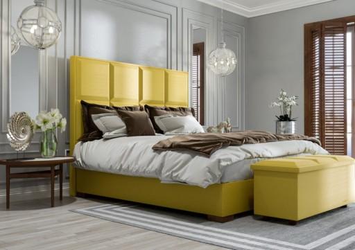 Łóżko Lamego 160x200 BALTIC FLEX Z POJEMNIKIEM