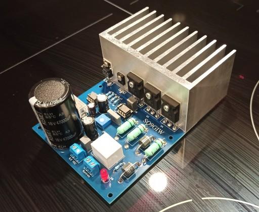 Zasilacz żarzenia 6.3V Lamp Elektronowych