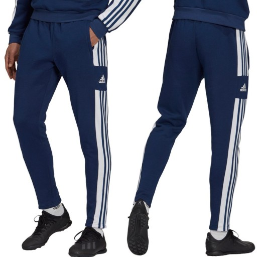 Spodnie dresowe Adidas męskie bawełniane dresy-XL 10561266063 Odzież Męska Spodnie AK TSDPAK-9