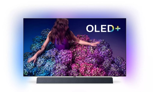 """NOWY TV PHILIPS 65"""" 65OLED934 UHD 4K ANDROID"""