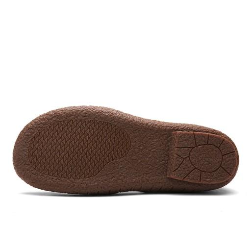 Sandały kapcie modne buty wsuwane męskie skorzane 10523179597 Obuwie Męskie Męskie SD JOLRSD-5