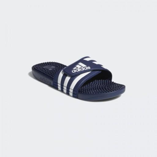 Adidas klapki męskie Adissage Dark Blue rozm.43 10739164268 Obuwie Męskie Męskie XX GKLRXX-1