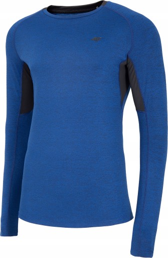 Koszulka sportowa 4F TSMLF002 L20 granatowa L 10595039929 Odzież Męska T-shirty DL RDQYDL-4