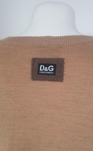 Dolce&Gabbana sweter kardigan męski S/M 9706241954 Odzież Męska Swetry TZ LPXCTZ-9