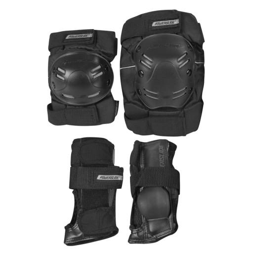 Ochraniacze Powerslide Standard Men zestaw XL