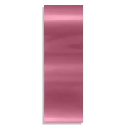 Folia transferowa do paznokci różowa 50cm