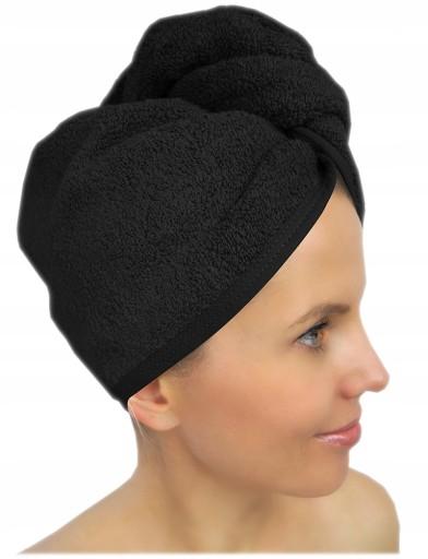 Turban do włosów Ręcznik na głowę Frotte Greno cza