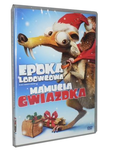 DVD - EPOKA LODOWCOWA: MAMUCIA GWIAZDKA - folia