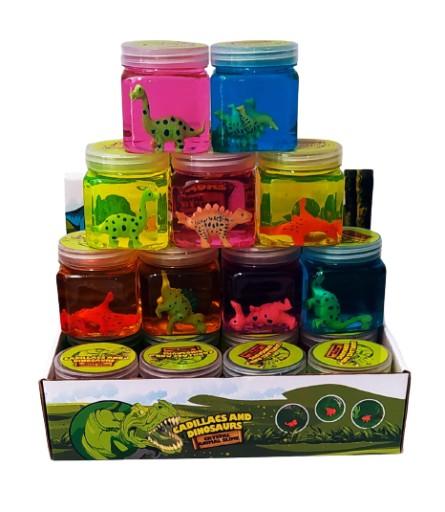 Zabawka Glutek Slime Zwierzeta Dinozaury 9679922485 Allegro Pl