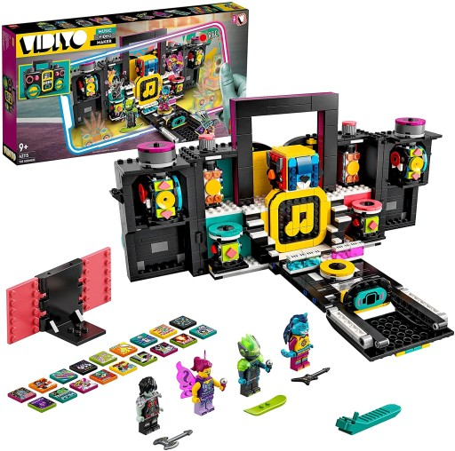 LEGO 43115 VIDIYO The Boombox Music Video Maker