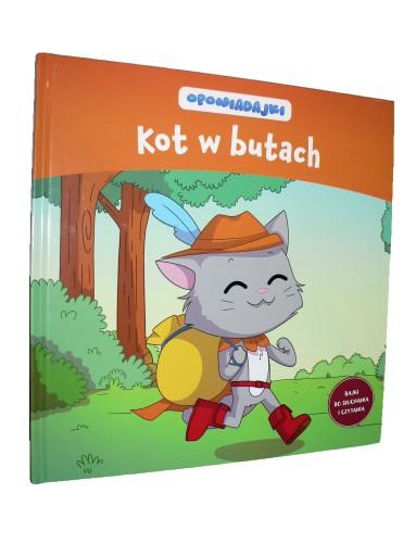 Opowiadajki - Kot w butach - tom 4
