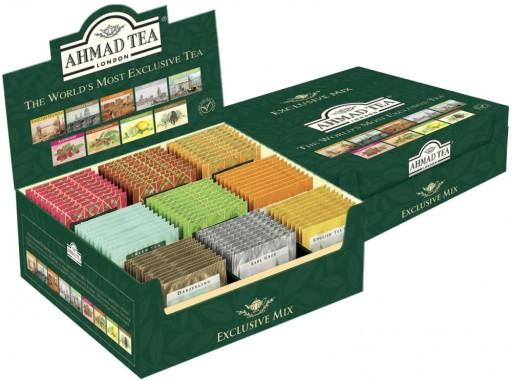 Zestaw Herbat Ahmad Tea London 90szt X 2g 9 Smakow 9121355642 Allegro Pl