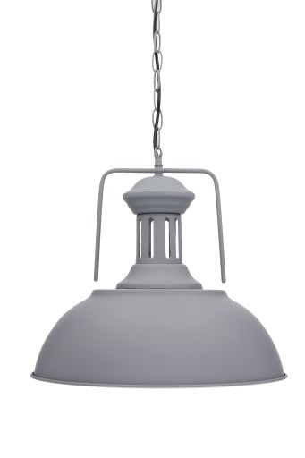 LAMPA sufitowa WISZĄCA Edison RETRO Loft E27 DUŻA