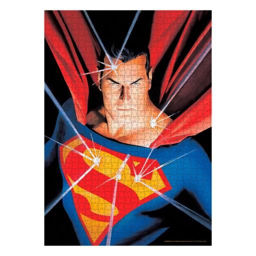 Superman Puzzle 1000 el DC Comics Super-man