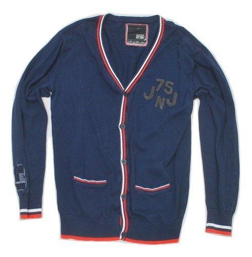 U Modny Rozpinany Sweter Jack Jones XL prosto zUSA 10074251467 Odzież Męska Swetry DA SKOCDA-3
