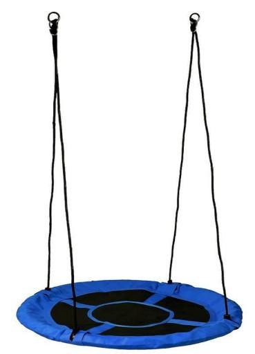 Huśtawka ogrodowa bocianie gniazdo ANAGRE 100 cm