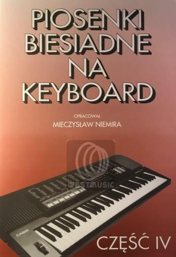 Piosenki biesiadne na keyboard cz.4 - M. Niemira