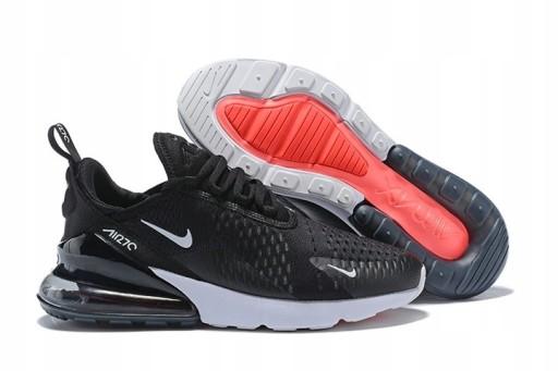 Archiwalne: Nowe białe męskie buty nike air max 270 r. 44