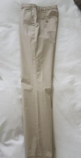Spodnie Slim Fit H&M zwężane nowe r.30 10677512151 Odzież Męska Spodnie AV AYTAAV-8