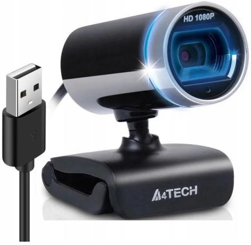 Kamera internetowa A4Tech PK-910H Full-HD mikrofon